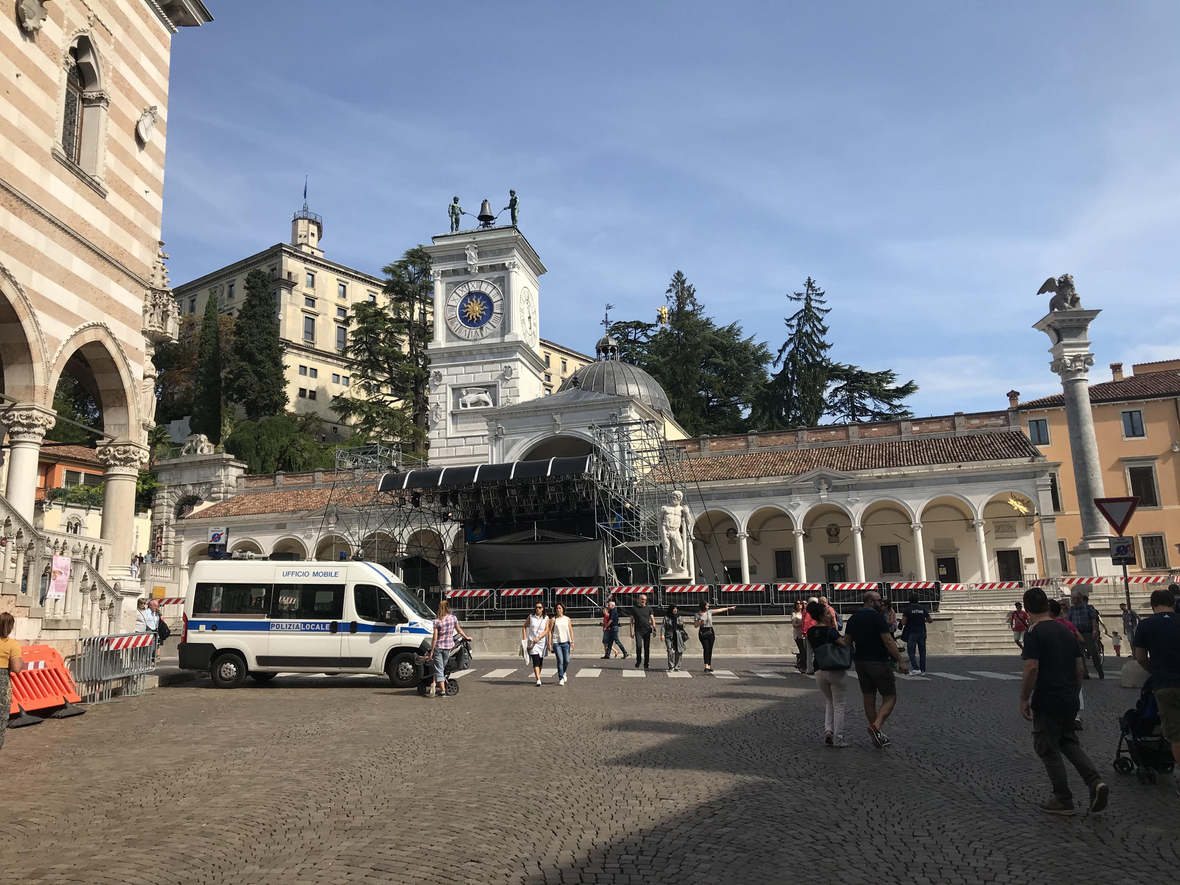 Udine, la piccola città dimenticata